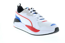 Puma X Ray Game 37284905 Mens White Synthetic Lifestyle Sneakers Shoes $43.99