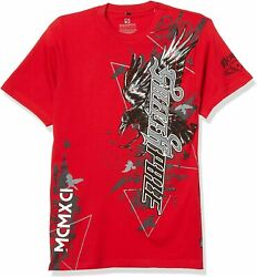 SOUTHPOLE MEN#x27;S BIG AND TALL RED STYLE NO 20327 1036 T SHIRT $19.99