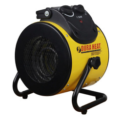 Electric Space Heater 1500W Garage Forced Air Fan Portable Utility Home Shop New $60.28