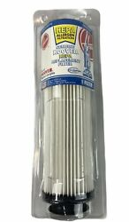 Hoover Commercial Replacement Filter Hepa Allergen Filtration for Twin Chambers