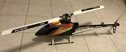 Align Trex 500 PRO DFC 6S Helicopter BLADE NO Flybarless system $485.00