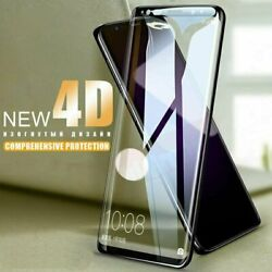Tempered Glass Screen Protector For Galaxy S8 S9 S10 S20 Note 8 9 10 20 Plus $6.95