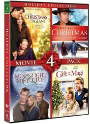 HOLIDAY COLLECTION 4 MOVIE PACK New DVD Moonlight amp; Mistletoe Gift of the Magi $14.93