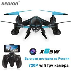 X8SW Multicopter Remote Helicopter Quadcopter Camera Drone Quadrocopter RC Drone $59.00
