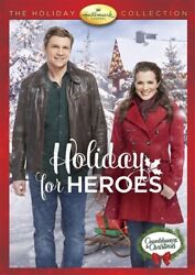 HOLIDAY FOR HEROES New Sealed DVD Hallmark Channel Holiday Collection $14.98