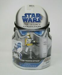 Clone Trooper Officer Yellow SL No.12 STAR WARS The Legacy Collection MOC $26.49