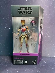 2020 Star Wars Rebels Black Series 6 inch #06 Sabine Wren c8 9 $24.99