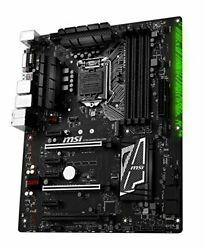 MSI Intel Z170 equipped with sixth generation Core i7 LGA1151 corresponding RG $1281.64