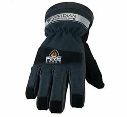 Veridian Fire Armor Structural Firefighter Gloves BRAND NEW $60.00