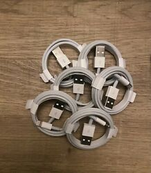 Apple iPhone 11 X 8 7 6 5 Lightning USB Cable Charger Original $7.00
