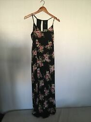 Forever21 Floral Maxi Dress $13.00