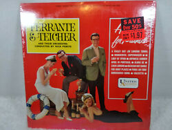 Ferrante amp; Teicher Holiday For Pianos Vinyl LP $34.99