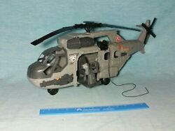 True Heroes Chap Mei Sounds Lights 3.75quot; Figures Military Helicopter Toys Gifts $17.99
