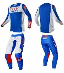 2021 Alpines Fox Motocross Jersey and Pants MX MTB ATV Downhill Combos Mountain $140.00