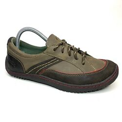 Kalso Earth Integrate Brindle Shoes Women#x27;s 9 B Lace Up Oxford Negative Heel $44.99