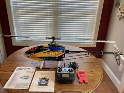 ALIGN TREX 600 EFL PRO RC Helicopter with Transmitter $1040.00