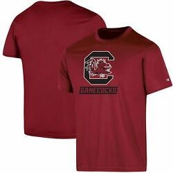 South Carolina Gamecocks Champion Impact Logo T Shirt Garnet $29.99