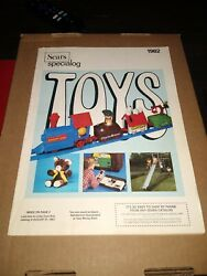 1982 Sears Special of TOYS catalog. $17.50
