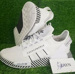 ADIDAS NMD R1 V2 Dazzle Camo White Size 7 12 Men ATHLETIC SHOES FY2105 $129.99