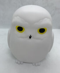 Harry Potter Hedwig Mood Light Table Lamp Owl Cordless Lamp Color changing LED $14.50