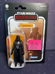 2020 Star Wars Vintage Collection VC178 Rogue One Darth Vader c 8 In Hand $22.99