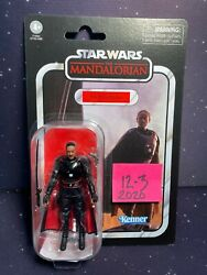 2020 Star Wars Vintage Collection VC180 Mandalorian Moff Gideon c 8 In Hand $27.99