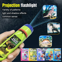 Eductional Toys Torch Night Projector Light For 2 10 Year Old Kids Boys Girls $9.89