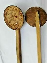 coconut shell natural kitchen usable spoon $6.99