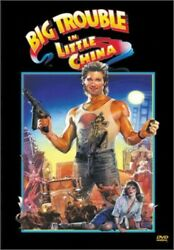 Big Trouble in Little China New DVD Widescreen $7.71