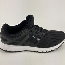 Adidas Energy Cloud Mens Size 12.5 Black Running Walking Training Athletic Shoes $44.00