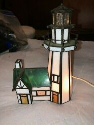VINTAGE CENTURY CLASSIC 1993 CENTURY VILLE COLLECTION LIGHTHOUSE NIGHT LIGHT $35.00