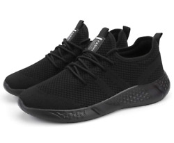 2 Pair Men#x27;s Sport Gym Running Shoes Walking Shoes Casual Lace Up Lightweight $100.00