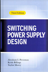 Switching Power Supply Design 3rd Ed. Hard cover New AU $210.00