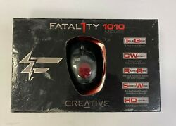 Creative Labs Fatal1ty 1010 Gaming Mouse $99.99