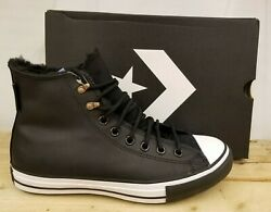Converse Winter Gore Tex Chuck Taylor All Star High Top Leather Boots For Men $99.99
