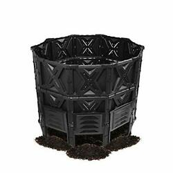 EJWOX Large Compost Bin 143 Gallon 540 L Garden Composter with Better Aerat... $95.49