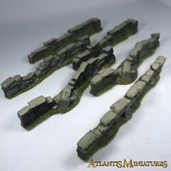 Table Top Wall Scenery Lord of the Rings Warhammer 40K Age of Sigmar BOX43 GBP 29.99