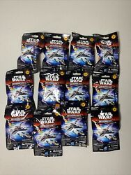 Lot Of 12 Star Wars Micromachines Series 1 Blind Bags Unopened Sealed New $29.99