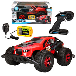 Kids Boys Truck RC with 20 Volt Battery Super Rugged Speeds up to 20 MPH New $132.77