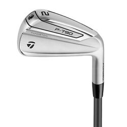 TAYLORMADE GOLF 2019 UDI 2 Driving Iron Project X HZRDUS Black Smoke HY105 6.5 S $229.99