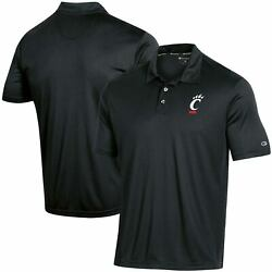 Cincinnati Bearcats Champion Impact Polo Black $39.99