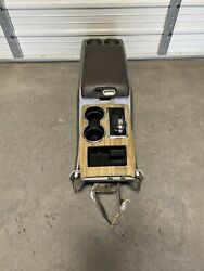FORD F 150 TAN CENTER CONSOLE FLOOR WITH SHIFTER 2009 2010 2011 2012 2013 2014 $249.99