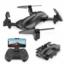 Holy Stone HS165 Foldable GPS RC Drone with Camera 1080p RC Quadcopter Follow Me $89.99