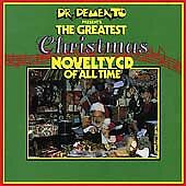 The Greatest Christmas Novelty Songs of All Time Holiday Music CD $9.80