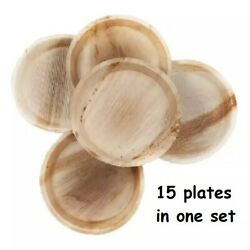 100% biodegradable and compostable plates. light weight amp; environment friendly $19.20