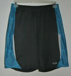 Men#x27;s Champion Shorts Multi Colored Large 100% Polyester China * * $9.99