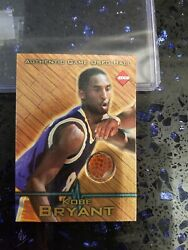 1996 97 Kobe Bryant Rookie Collector#x27;s Edge RC with Game Used Ball RARE 🔥🔥 $49.99