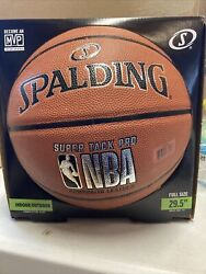 Spalding NBA 29.5 Super Tack Pro Composite Leather Indoor Outdoor Basketball $28.45