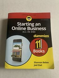 Starting An Online Business All in One $6.70