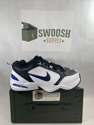 Nike Air Monarch IV Mens Size 10 Extra Wide 4E Width Comfort Shoes 416355 002 $64.99
